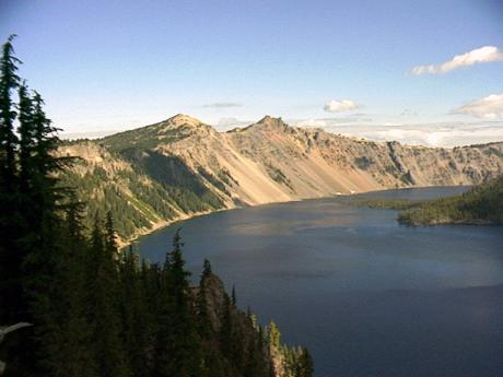 Portland and Crater Lake Road Trip