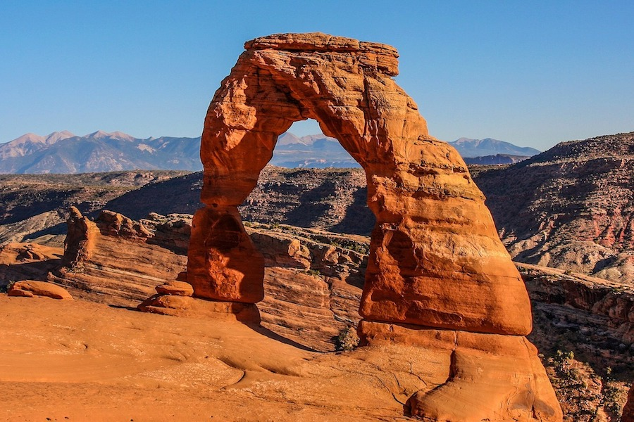 Arches National Park, Delicat Arch