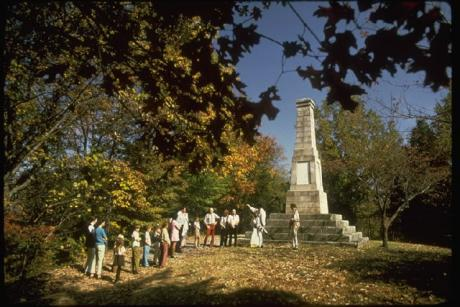 Kings Mountain National Military Park - Camping | US-Parks ...